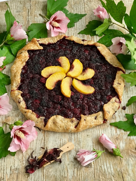 Blackberry_hibiscus_vegan_tart